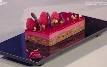 La Prova del Cuoco ricette dolci oggi: dessert per San Valentino di Guido Castagna