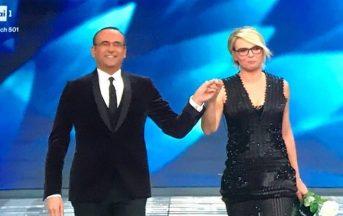 Sanremo 2017 prima puntata: Maria De Filippi innesta C'è posta per te nell'Ariston