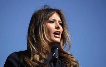 Melania Trump: denuncia al Daily Mail per diffamazione