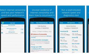 Ooniprobe, l'app per scovare connessioni censurate o rallentate: ecco come funziona il nuovo software