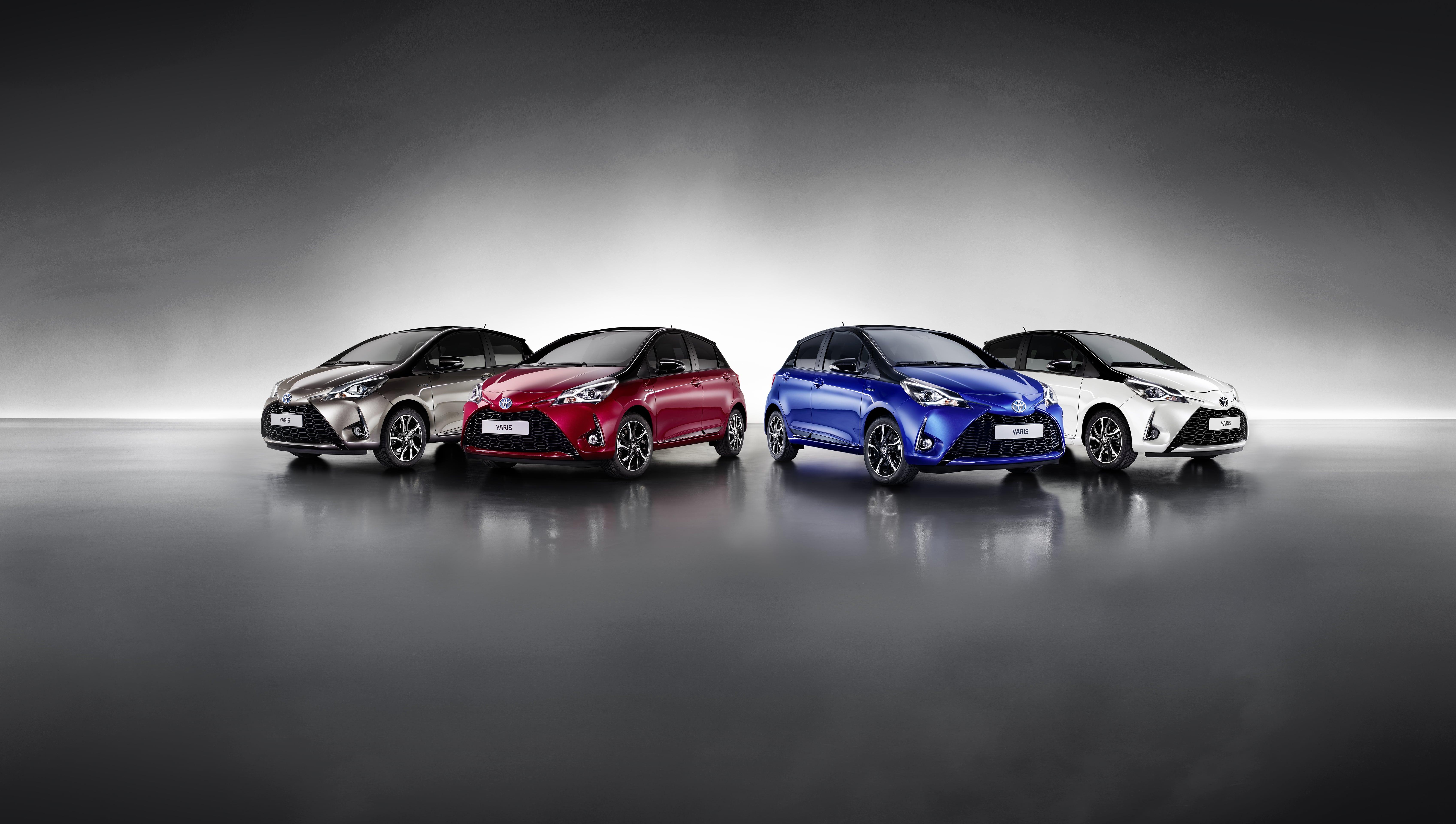 Toyota Yaris 2017 prezzo caratteristiche