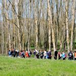 Calendario trekking Sentiero Verde 2017 nel Monferrato