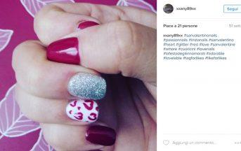 San Valentino 2017 nail art: effetti bellissimi per le unghie del 14 febbraio [FOTO]