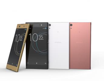 Sony Xperia XA1 e Xperia XA1 Ultra prezzo, uscita e scheda tecnica: ecco i fascia media in stile design bordless