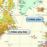 Come mantenere (a lungo) una relazione a distanza