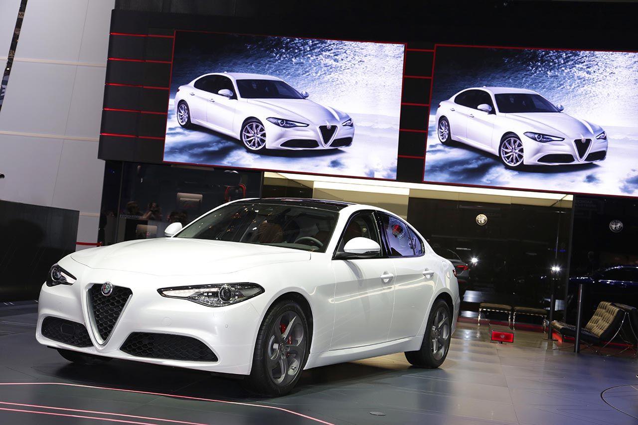 Alfa Romeo Novità auto 2017 Ginevra