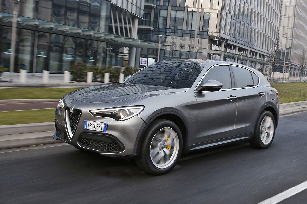 Alfa Romeo Novità auto 2017