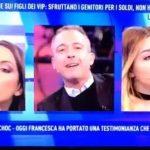 Domenica Live Piergluigi Diaco abbandona