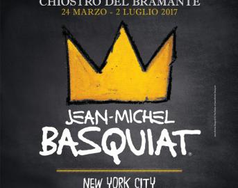 Jean-Michel Basquiat Roma 2017, Chiostro del Bramante: date, biglietti, orari e info della mostra che racconta la sua New York