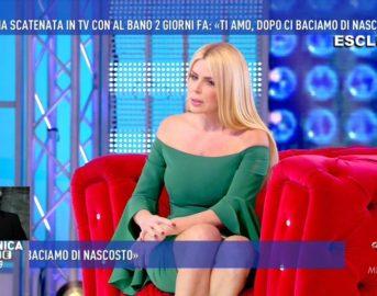 """Loredana Lecciso a Verissimo: """"All'inizio sono stata gelosa di Romina"""""""