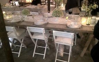 Pasqua 2017, come apparecchiare la tavola del pranzo: il bianco chic ed elegante [FOTO]
