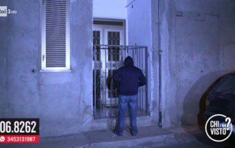 Omicidio Antonella Lettieri: uomo incappucciato entra in casa di Salvatore Fuscaldo