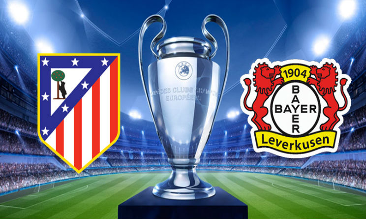 Pronostici Champions League: 1 di Atletico Madrid-Leverkusen a 1,60