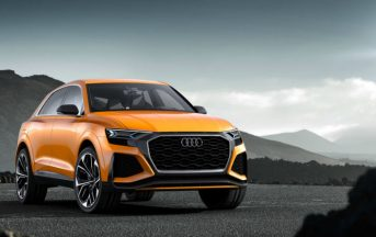 Audi Q8 sport concept Salone di Ginevra: info, scheda tecnica del futuro SUV [FOTO]