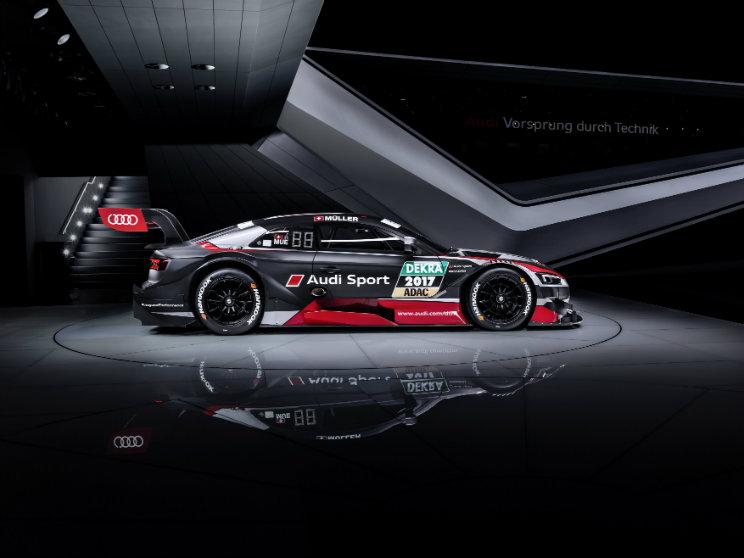 Audi Q8 Sport Concept, il SUV potente a basso consumo