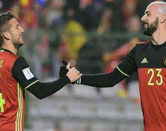 Diretta Belgio – Grecia dove vedere in tv e sul web gratis Qualificazioni Mondiali Russia 2018