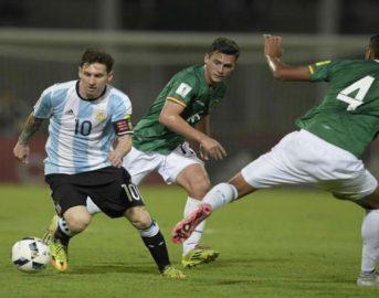 Diretta Bolivia – Argentina dove vedere in tv e sul web gratis Qualificazioni Mondiali 2018