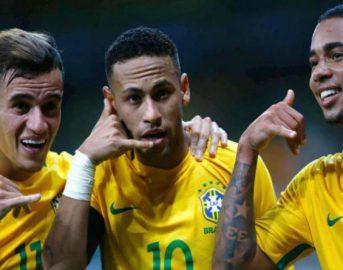 Diretta Brasile – Paraguay dove vedere in tv e sul web gratis Qualificazioni Mondiali 2018