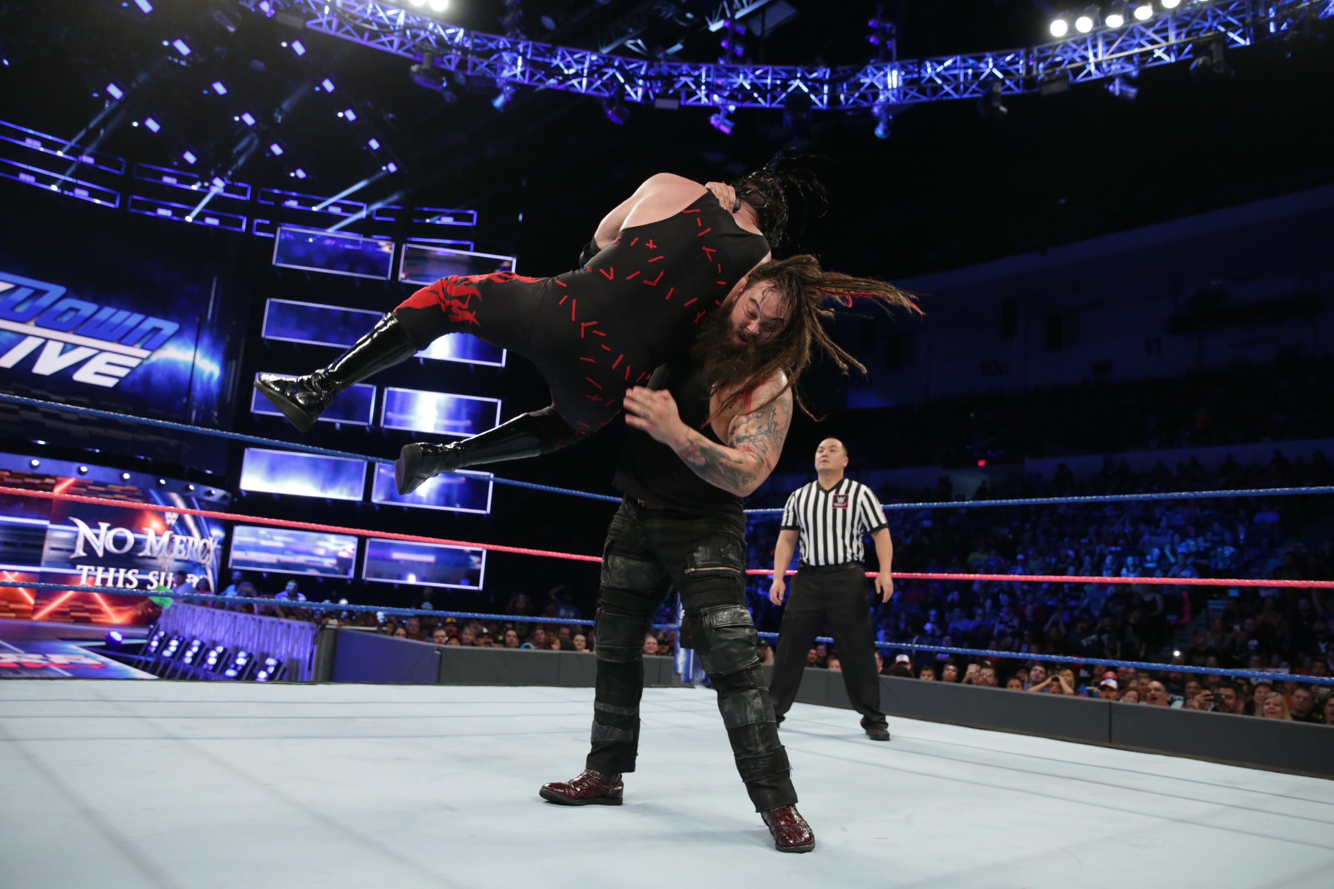 Bray Wyatt WWE intervista
