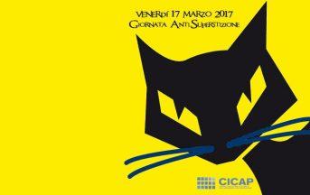Venerdì 17, torna la Giornata Anti Superstizione: il CICAP vi mette alla prova