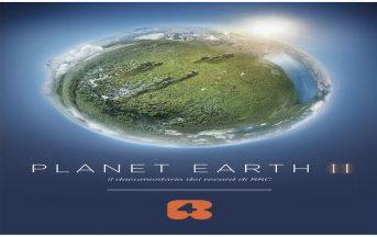 Planet Earth II: Arriva su Rete 4 il documentario dei record di BBC