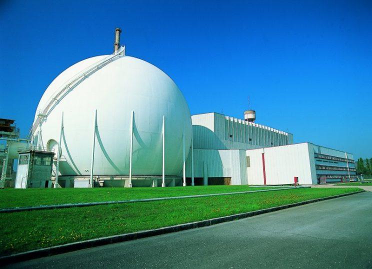 Centrali nucleari in italia open gate apre le porte for What does porte mean