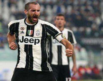Juventus: Chiellini nel mirino del Real Madrid per il dopo Pepe, i dettagli