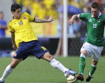Diretta Colombia – Bolivia dove vedere in tv e sul web gratis Qualificazione Mondiali Russia 2018