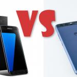 Huawei P10 Vs Galaxy S7