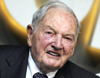 David Rockefeller è morto: il patrimonio dell'uomo che amava la dittatura