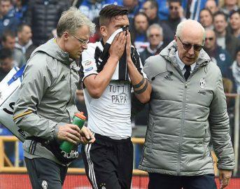 Juventus infortunio Dybala: salta Nazionale e Napoli? I dettagli