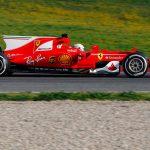 Formula 1 2017 GP Australia Vettel