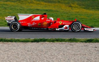 Formula 1 2017 GP Australia risultati gara: Vettel vince su Hamilton, Raikkonen 4°
