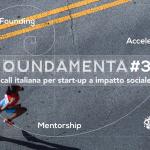call startup sociali foundamenta socialfare