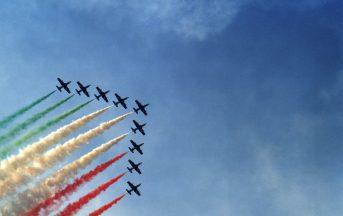 Accadde oggi, 1 marzo: nel 1961 vennero istituite le Frecce Tricolori