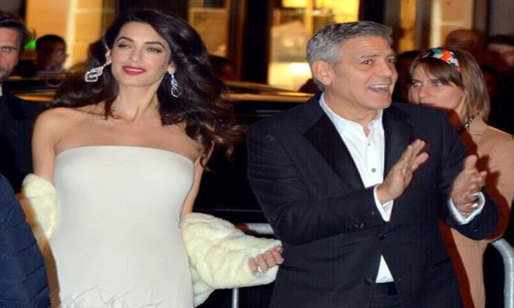 George Clooney news