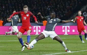 Diretta Germania – Inghilterra dove vedere in tv e sul web gratis amichevole 22 marzo