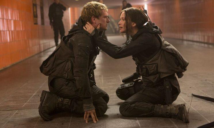Hunger Games facebook