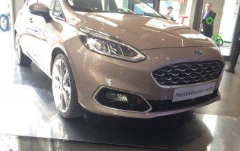 Ford Fiesta 2017 prezzo, caratteristiche scheda tecnica, interni e data uscita [FOTO]