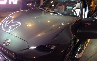 Nuova Mazda MX-5 RF prezzo, caratteristiche e scheda tecnica, data uscita [FOTO]