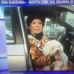 Isabella Biagini a Domenica Live