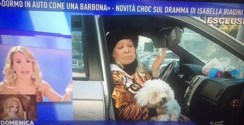 Isabella Biagini oggi
