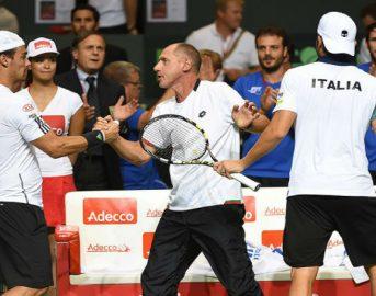 Tennis Coppa Davis Belgio-Italia 2017, dove vedere in tv e sul web il doppio 8 aprile