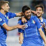 Under 21 Polonia-Italia highlights