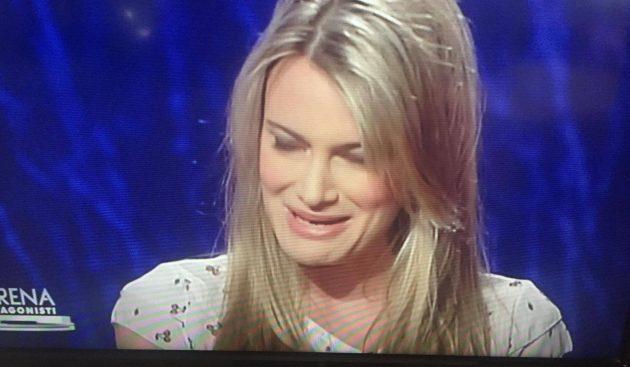 Gabriele Muccino, Elena Majoni a L'Arena: 'Mi ha rotto pure un dente'
