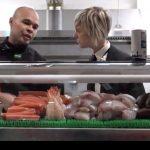 Le iene show sushi all you can eat inchiesta nadia toffa
