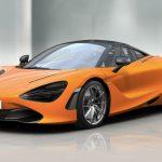 McLaren 720S caratteristiche data uscita