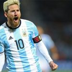 Argentina-Cile 1-0 highlights gol