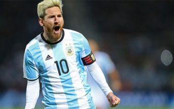 Argentina – Cile 1-0 video gol, sintesi e highlights Qualificazioni Mondiali Russia 2018
