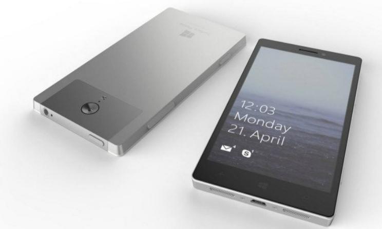 Microsoft Surface phone data uscita news, nuove tecnologie per smartphone Windows 10 mobile